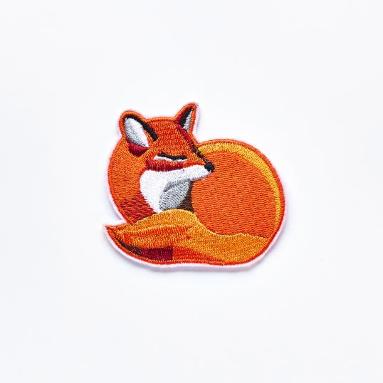Kid fox PATCH